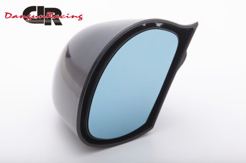JDM COMP Mirror Black AT For BMW E36 2Door
