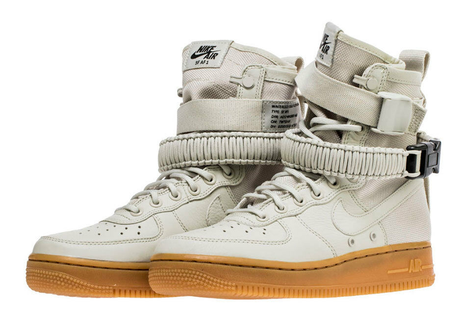 Nike WOMEN'S SF AF1 SPECIAL FIELD Light Bone SIZE 6 BRAND NEW