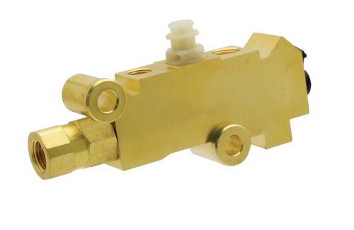 Mopar // GM Proportioning valve disc drum Brake switch cable bracket lines