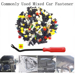 500Pcs-Auto-Car-Fastener-Clip-Bumper-Fender-Trim-Rivet-Door-Panel-Removal-Tool