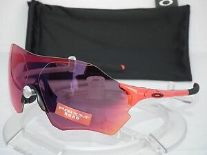 New Oakley Evzero Range Sunglasses Oo9327 04 Infrared Red
