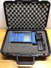 Exfo Fot 90a Fiber Optic Power Meter Case Power Supply Protective Windows Key