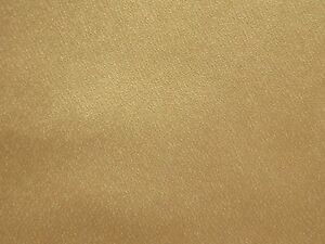 1 9 yds antique brass color light weight sheen satin back smooth