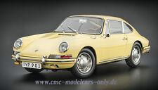 Porsche 901 Coupe yellow CMC M-067A 1/18 LE NIB