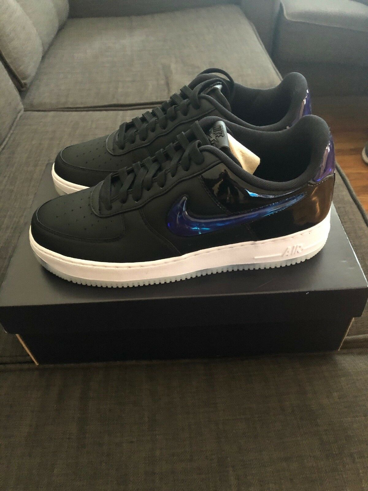 Nike Air Force 1  Playstation E3 Los Angeles Exclusive Size 9