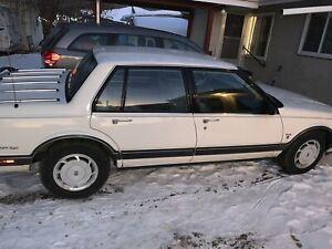 1990 Oldsmobile delta 88.   87,900km