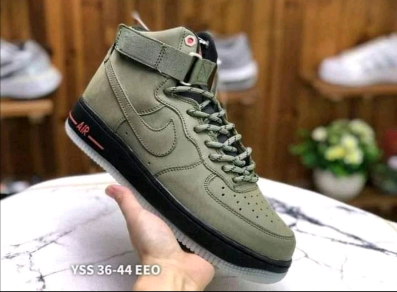 Nike Airforce High Top sneakers brand new in box