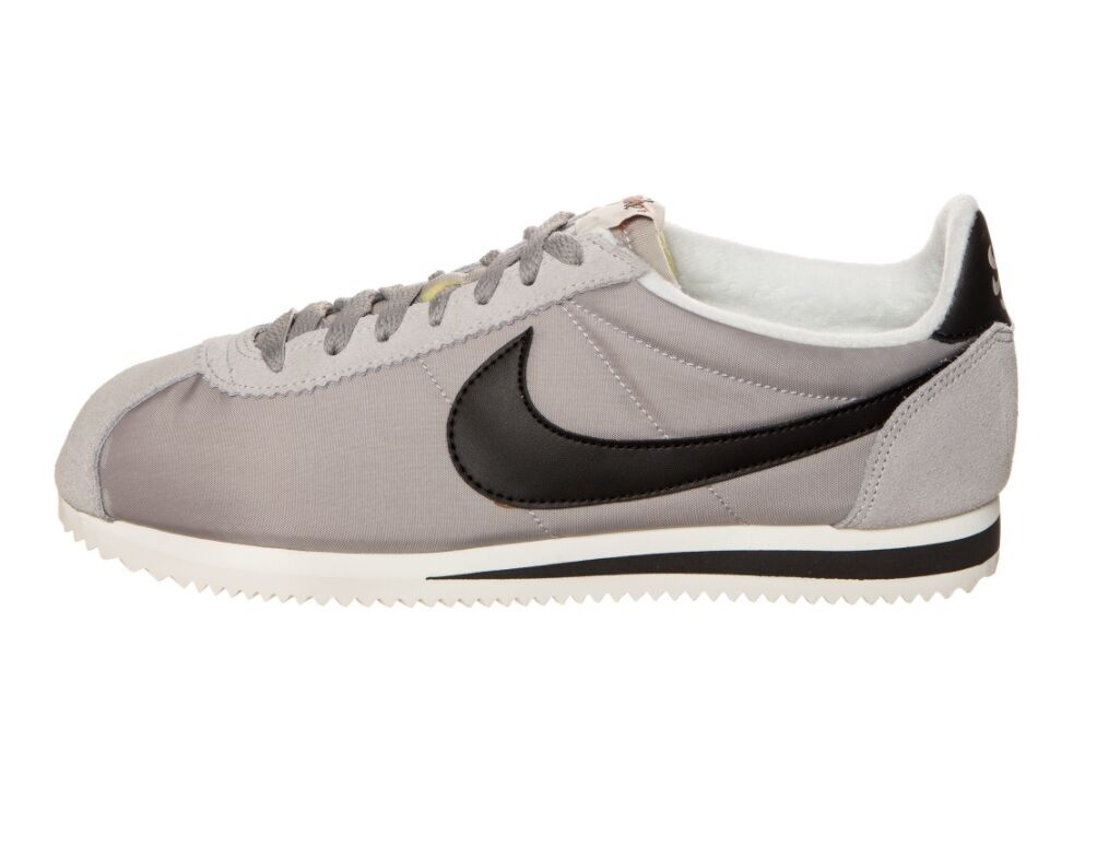Nike Classic Cortez Nylon AW 844855-001 OG Grey Running Athletics West Rare