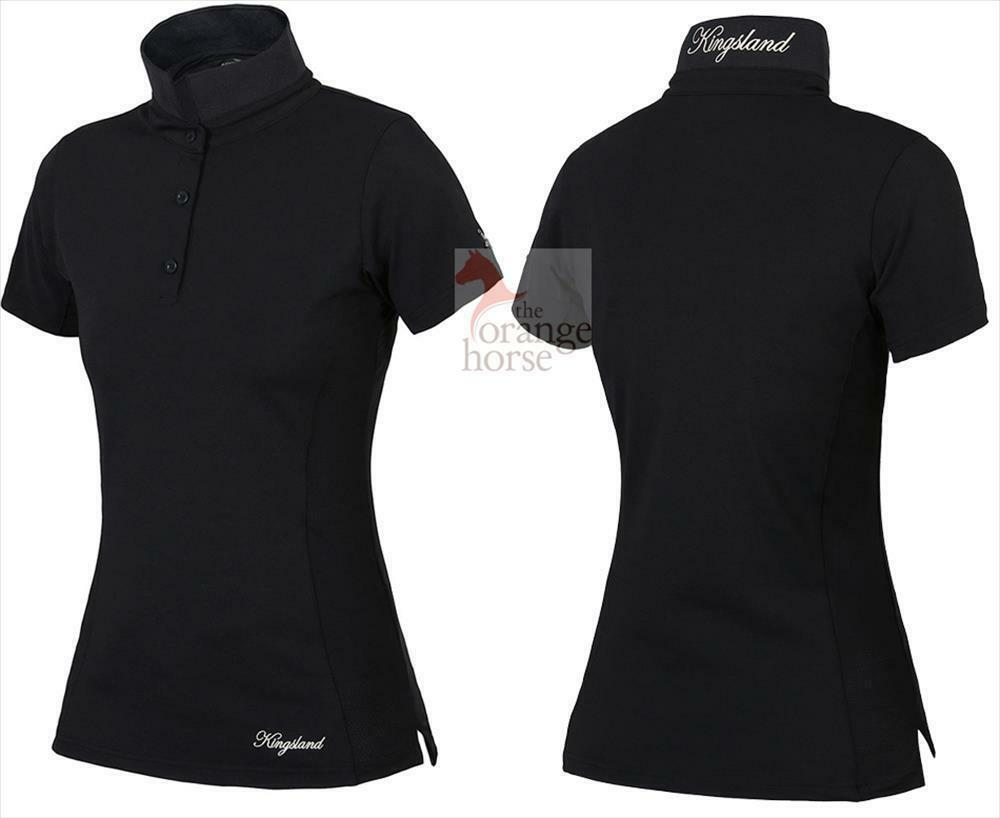 Kingsland Donna Polo Pique Maglietta CD Hopedale
