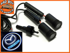 5w Cree LED Logo Projector Puddle Courtesy Ghost Lights For MAZDA