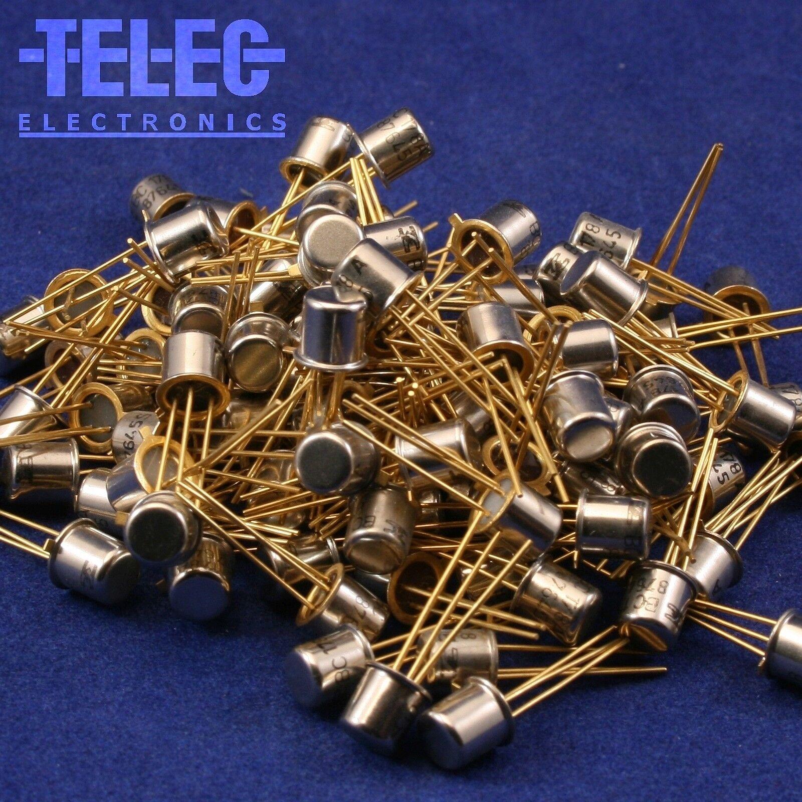 1 PC FET Field Effect Transistor CS = TO92 2N3819 N-Channel
