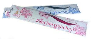 720-Raeucherstaebchen-Duftstaebchen-2-Sorten-Duft-Aroma-Tea-Rose-Ozean-B