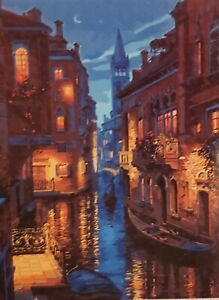 DIY Paint by Numbers Kits Acrylic Painting by Number On Canvas Italy Venice US