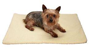 New Auto Chauffage 90x64 Large Thermique Tapis Chaud Lavable Puppy Pad Pet Chien Chat