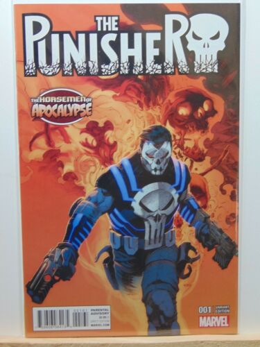 Punisher #1 Variant Edition Horsemen of Apocalypse  Marvel Comics vf//nm CB2980
