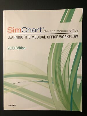 SimChart for the Medical Office: Learning the Medical