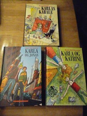karla bøgerne rækkefølge