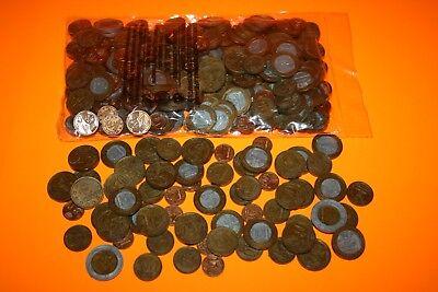 120 Dummy Pieces 120 Dummy Stukken 120 Piezas Ficticias Euro 1 Cts / 2 € Essere Accorti In Materia Di Denaro