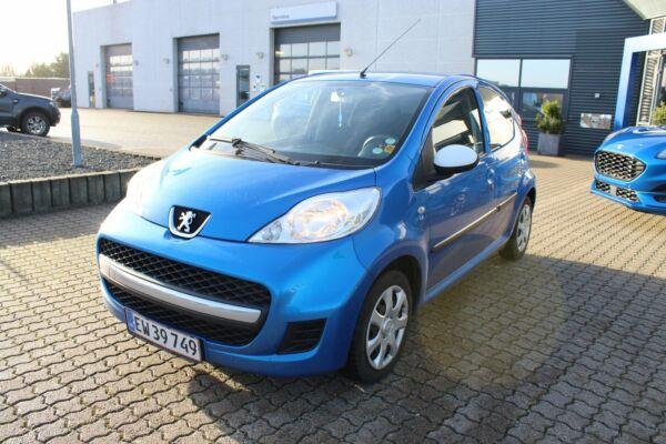 Peugeot 107 1,0 Active - billede 1