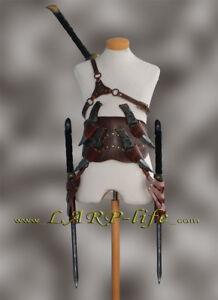 Assasin-Schwerthalter-Guertel-Schwert-Leder-Ruestung-Assassin-Asassin-Schwertgurt