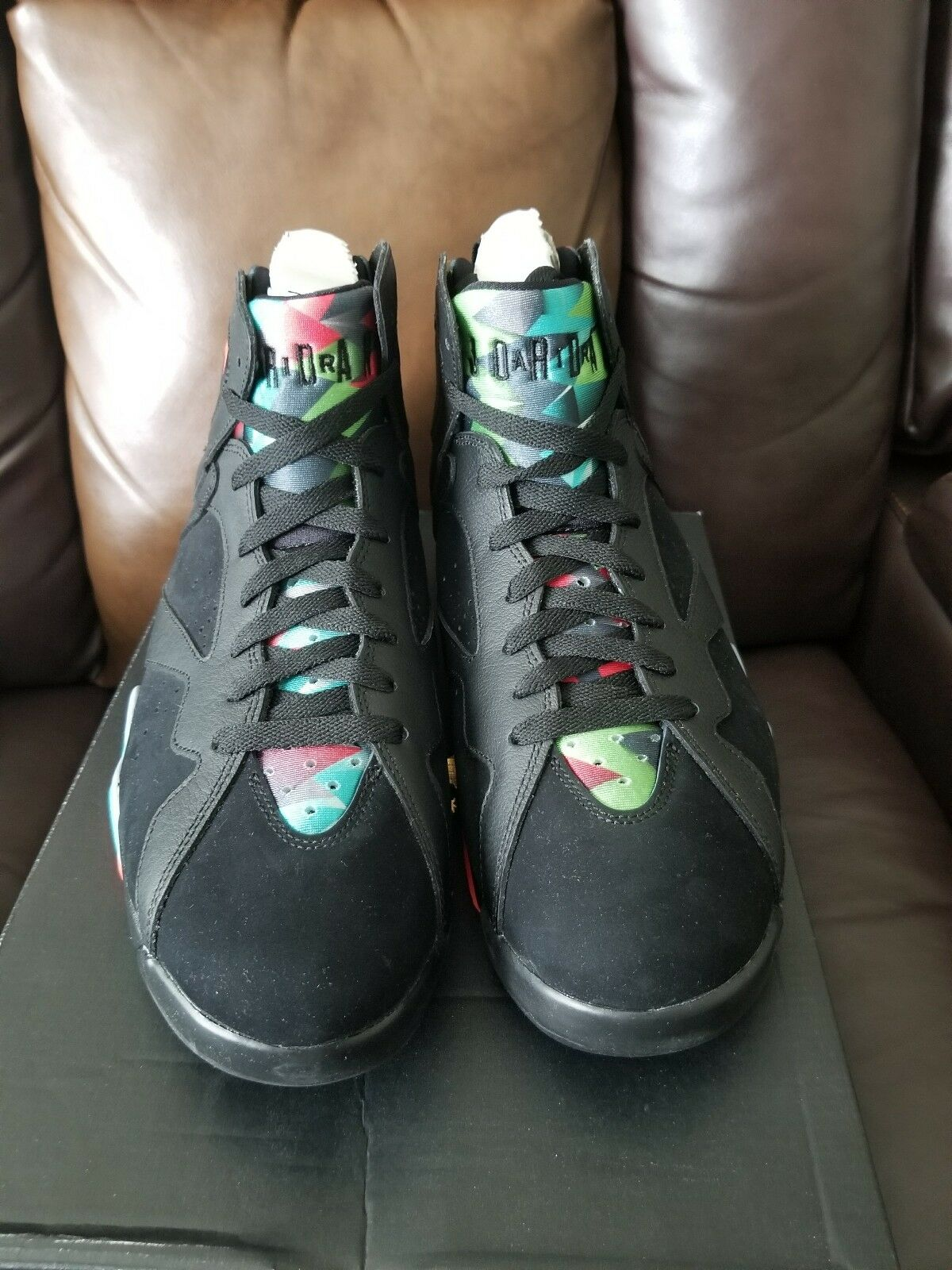 Nike Air Jordan VII 7 Retro 30th Barcelona Nights Men's Comfortable Cheap and beautiful fashion