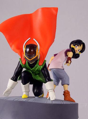 Bandai Dragon ball Z Imagination Gashapon Figure Part 2 Saiyaman Gohan /& Videl