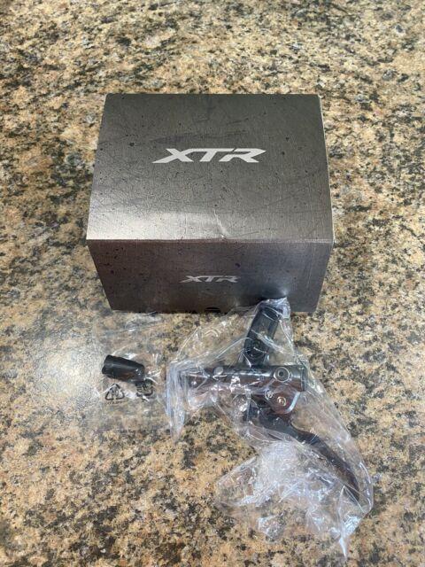 Shimano XTR Enduro BL-M9120 Left Brake Lever I-SPEC EV Clamp Band NIB IBLM9120L