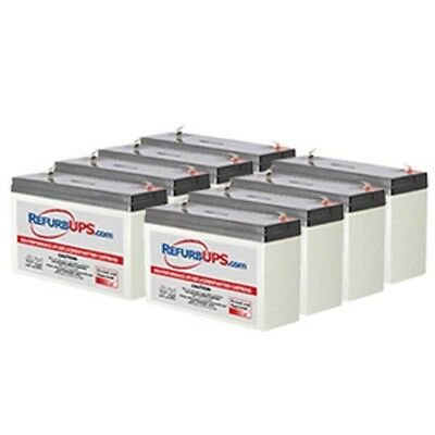 Eaton-MGE Pulsar 500 Compatible Replacement Battery Kit
