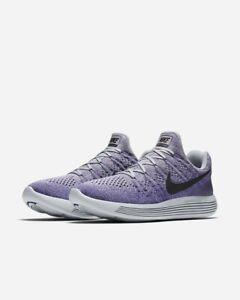 online store 704c5 418af Image is loading New-Women-039-s-Nike-Lunarepic-Low-Flyknit-