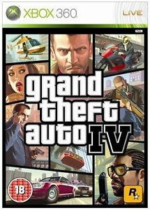 Grand-Theft-Auto-4-IV-GTA-4-XBox-360-Xbox-One-MINT-1st-Class-FAST-Delivery