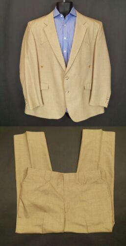 H Bar C Hi-Sierra California Ranchwear Men's 46L T