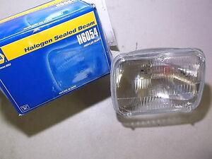 new napa h6054 halogen sealed beam headlight head lamp. Black Bedroom Furniture Sets. Home Design Ideas
