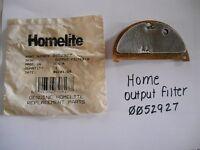 Homelite Output Filter Pn 00529-27