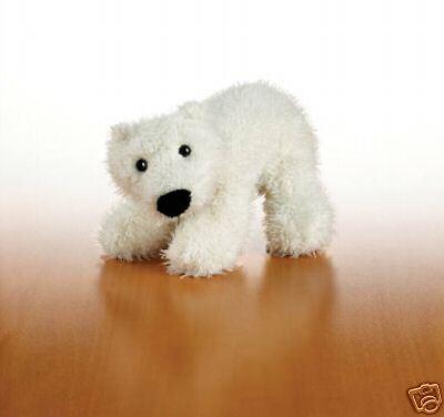 Webkinz Plush Lil Kinz Polar Bear Internet Pet  NEW