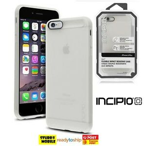 reputable site 44e38 be1d6 Details about Incipio NGP Flexible Impact Resistant Case for iPhone 6s Plus  Frost Slim Skin