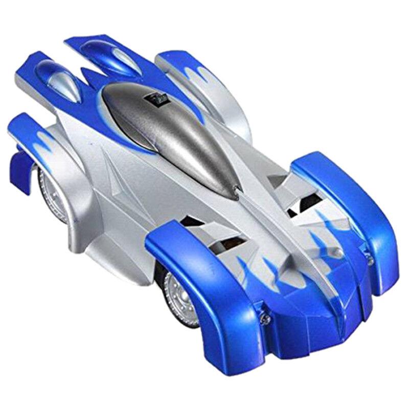 5X  salita auto Mini RC Auto Radiocomandato Muro Arrampicata Auto Auto da Corsa Q3T1 REM