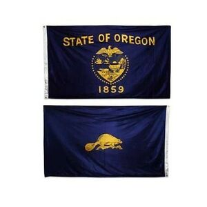 2x3-Oregon-Double-Sided-State-Nylon-Flag-2-039-x3-039-Banner-Grommets