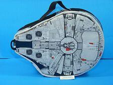 Lego Star Wars ZipBin Minifigure Travel Storage Case Millennium Falcon (2013)