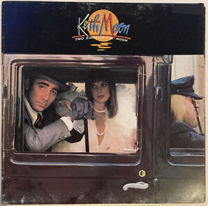 KEITH MOON TWO SIDES OF THE MOON LP POLYDOR UK 1975 PRO CLEANED EX CONDITION
