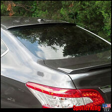 Rear Roof Spoiler Window Wing (Fits: Nissan Sentra 2013-newer) SpoilerKing
