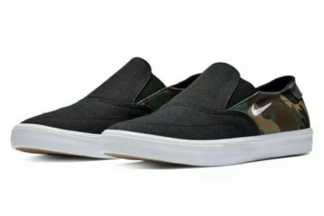 Nike Mens SB Portmore II SLR Slip on