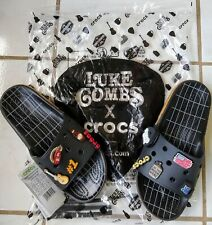 Luke Combs Crocs Realtree Camo Limited Edition Womens Size 8 Mens 6 In Hand For Sale Online Ebay