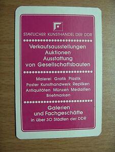 Taschenkalender 1991 Staatlicher Kunsthandel der DDR - Freiberg, Deutschland - Taschenkalender 1991 Staatlicher Kunsthandel der DDR - Freiberg, Deutschland