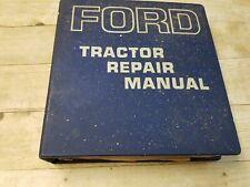 Ford 2000 3000 4000 5000 Service Repair Manual