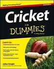 Cricket for Dummies von Julian Knight (2013, Taschenbuch)