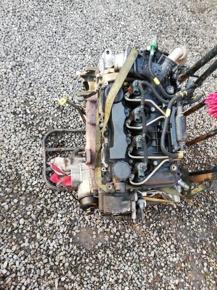 Motor 1,6 hdi, Citröen Peugeot, Ford