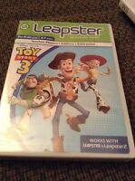 Leapster Toy Story 3 Game