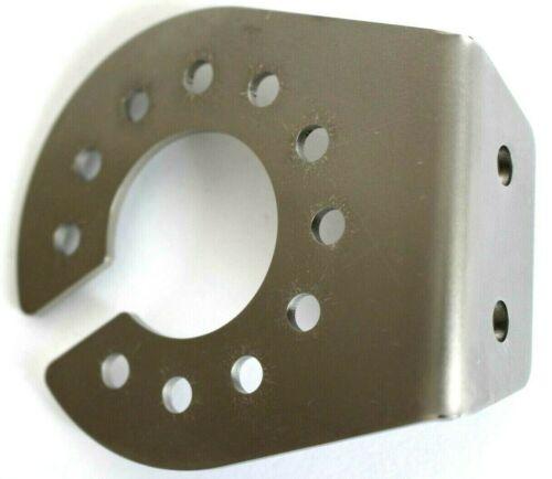 Enchufes eléctricos soporte para 7//13 contactos enchufe de acero inoxidable 2,5 mm doble esmerilado