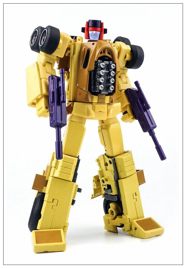 Nouveau Transformers  Jouet X-transbots MX-16 surchauffe Alliage Edition G1 Dragstrip  magasin en ligne de sortie