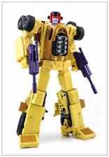 X-TRANSBOTS MX-16 Overheat Transformers Figurine